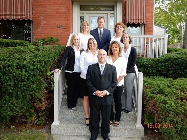 Adamson & Associates Inc. Team