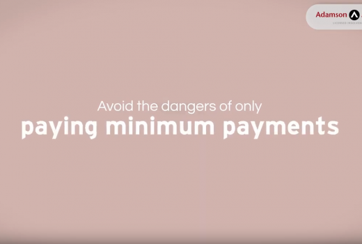 Danger Of Paying Only Minimum Payments