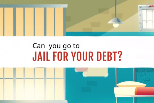 Can You Go To Jail For Your Debts