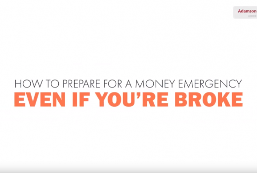 A Money Emergency