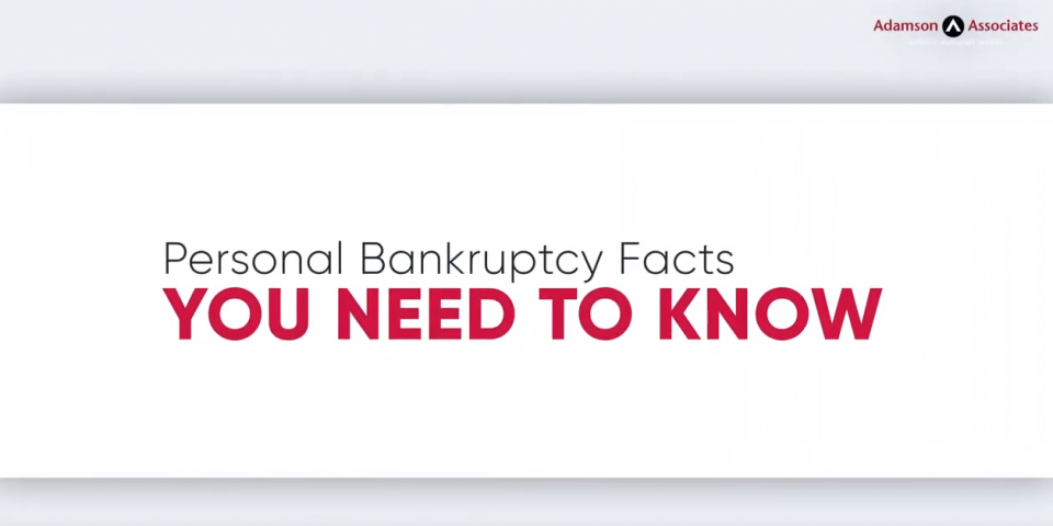 Personal Bankruptcy Facts