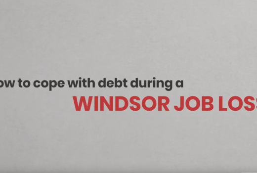 Windsor Job Loss And Money Problems